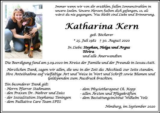Profilbild von Katharina Kern